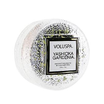 Voluspa Macaron Candle - Yashioka Gardenia 51g/1.8oz