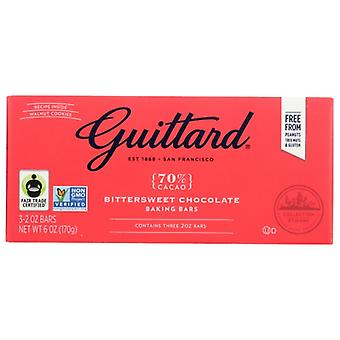Guittard Choc 70٪ مرسوت, حالة 12 X 6 Oz