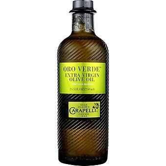 Carapelli Olive Oil Oro Verde, Case of 6 X 750 ml