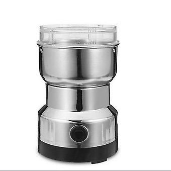 Electric Coffee Grinder Kitchen Cereals Nuts Beans Spices Grains  Multifunctional Home Coffe
