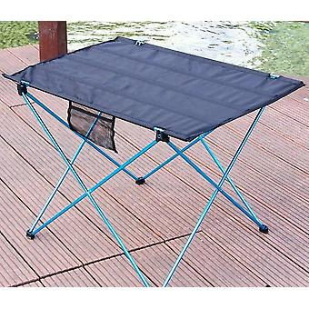 Taitettava pöytä Ulkokalusteet Kannettava Camping Picnic Tietokonepöydät Ultra