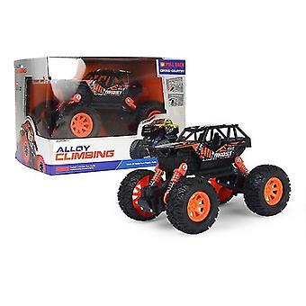 מיני מכונית שטח של ילדים, מכונית מצוירת מכונית צעצוע מכונית (אדום)