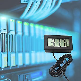 Thermomètre à eau à affichage lcd numérique électronique pour aquarium