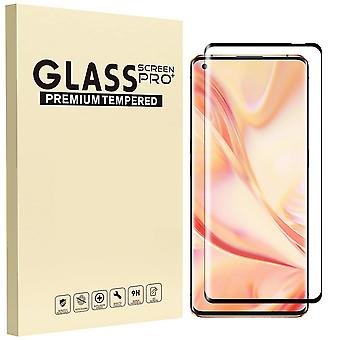 Glass Cover OnePlus 9 Hardened Covers the Entire Screen