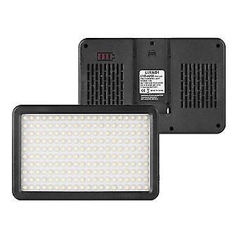 Hordozható LED-es videofény-fotográfiai kitöltőfény