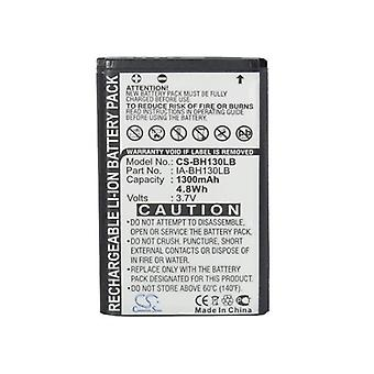 Cameron Sino Bh130Lb Battery Replacement For Samsung Camera