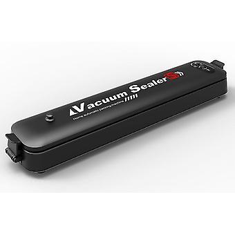 Vacuum Sealer Machine Food Sealer Kitchen Automatic Vacuum Air Sealing System For Food(black)