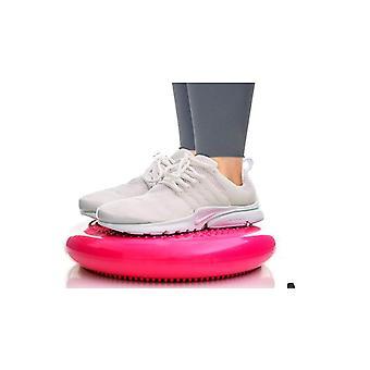الوردي تمايل وسادة الاستقرار التوازن القرص اللياقة البدنية الأساسية مدرب تذبذب لوحة للمنزل x2559
