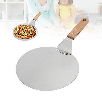 Pancake Oven Baking Tools Wood Handle Aluminum Pizza Baking Paddle