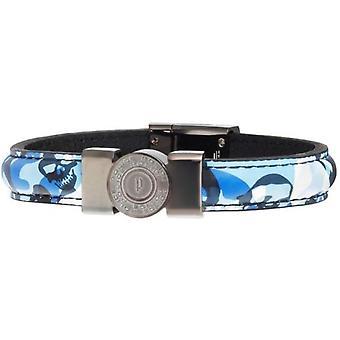 Police jewels shooter men's bracelet blue pj.25556blu_03-s