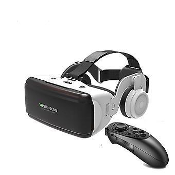 Vrshinecon G06 Vr Headset For Phone Virtual Reality Goggles(G06E 052)