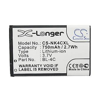 Cameron Sino Nk4Cxl Battery Replacement For Svp Camera