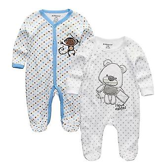 Newborn Baby Clothes Romper Long Sleeve Clothing Overalls Costumes
