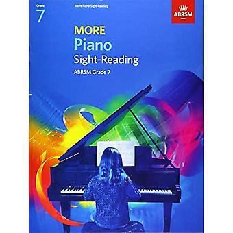 More Piano Sight-Reading, Grade 7 (ABRSM Sight-reading)