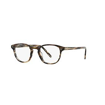 Eyeglasses oliver peoples fairmont ov5219 1612 cinder cocobolo glasses