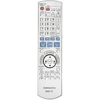 Robotic toys vinabty ir remote control replaced eur7659y70 for panasonic dvd recorder dmr-es35v dmr-es45v