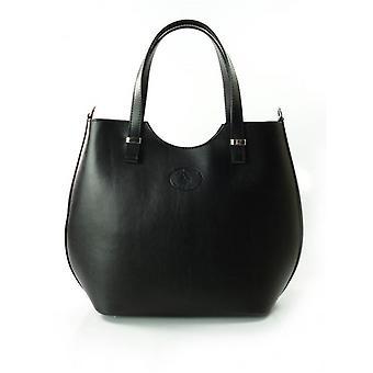 Vera Pelle Zarka Shopper Bag A4 SB4116N everyday  women handbags