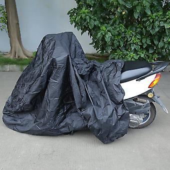190tpuポリエステルオートバイカバーダストプルーフ防水バイクカバー