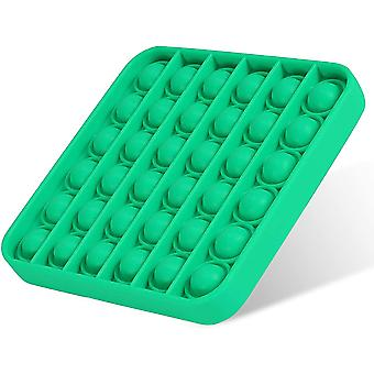 Push Populære Style Sensorisk Dekompression Legetøj, Silikone Compression Sensor Sæt til særlige behov for autisme, Voksen Stress, Lindre Frygt, Grøn