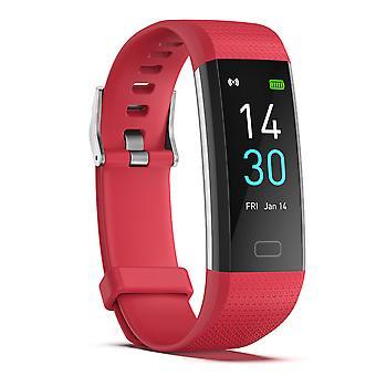 Slimme armband fitness tracker waterdichte activity tracker met hartslag bloeddruk moniter