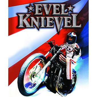 Importer des USA de Evel Knievel [Blu-ray]