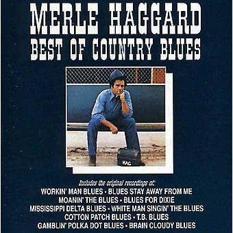 Merle Haggard - Best of Country Blues [CD] USA import