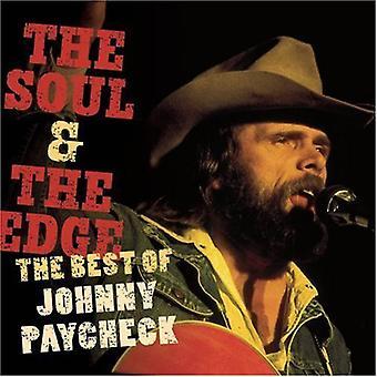Johnny Paycheck - själ & kanten: bästa av Johnny Paycheck [CD] USA import