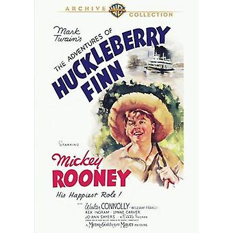 Die Abenteuer des Huckleberry Finn [DVD] USA importieren
