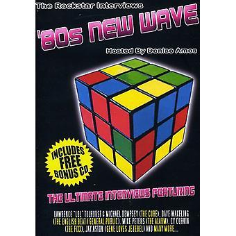 anos 80 New Wave Rockstar entrevistas [DVD] EUA importar
