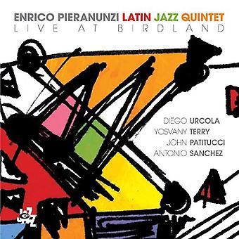 Pieranunzi, Enrico Latin Jazz Quintet - Live at Birdland [CD] USA import