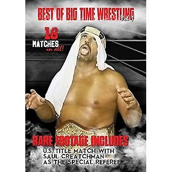 Best of Big Time Wrestling Vol. 1 [DVD] USA import