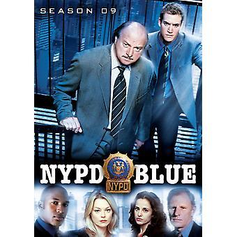 NYPD Blue: Seizoen negen [DVD] USA import