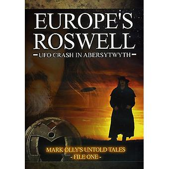 Europe's Roswell: Ufo Crash in [DVD] USA import