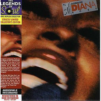 Diana Ross - Evening with Diana Ross [CD] USA import