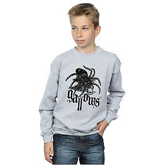 Gallows Boys Black Spider Sweatshirt