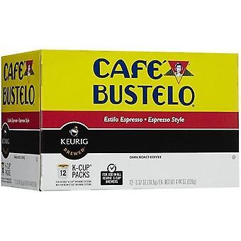 Cafe Bustelo Espresso styl filiżanka kawy Keurig K