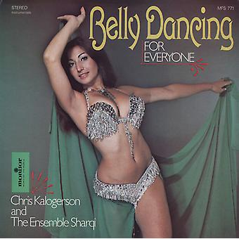 Chris Kalogerson Ensemble - Belly Dancing for Everyone [CD] USA import