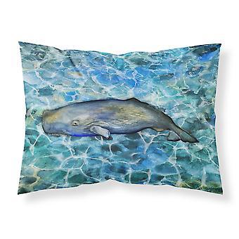 Sperm Whale Cachalot Fabric Standard Pillowcase