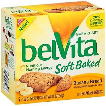 Belvita Breakfast Soft Baked Banana Bread