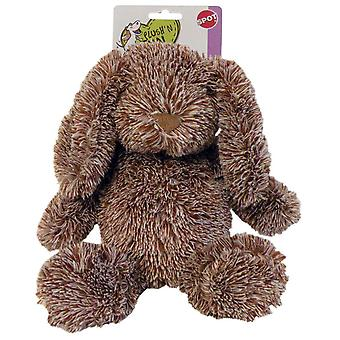 Agrobiothers Dog Toy Brown Cuddle Bunnies Spot (Dogs , Toys & Sport , Stuffed Toys)