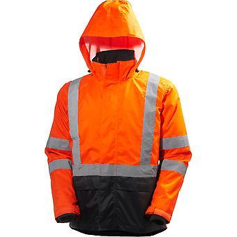 Helly Hansen Mens Alta High-Vis Waterproof Insulated Shell Jacket