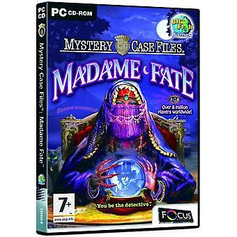 Mystery Case Files Madame Fate (PC CD) - Uusi