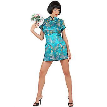 Miss Wong kostym