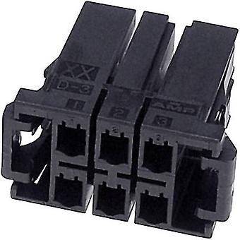 TE Connectivity Socket kabinet - kabel dynamisk 3000 serie samlede antal stifter 12 3-917659-6 1 computer(e)