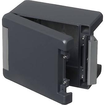 Bopla BA 141309-7024 Universal Gehäuse 159 x 128 x 90 Aluminium Graphitgrau (RAL 7024) 1 PC
