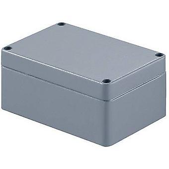 Weidmüller KLIPPON K02 RAL7001 Universal enclosure 98 x 64 x 34 Aluminium powder-coated Silver-grey 1 pc(s)