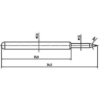 PTR 1040-B-1.5N-NI-1.5 ponteira de precisão