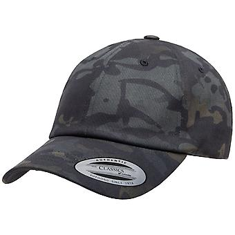 Flexfit low profile cotton twill MultiCam Cap