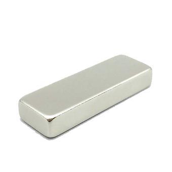 Aimant néodyme de 30 x 10 x 5 mm bloc N35 - 25 pièces
