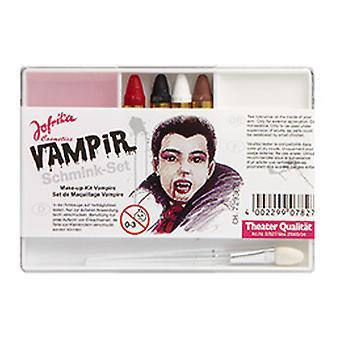 Carnaval make up set - vampire